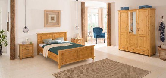 Home affaire Bett »Norrksen«, in 4 verschiedenen Breiten