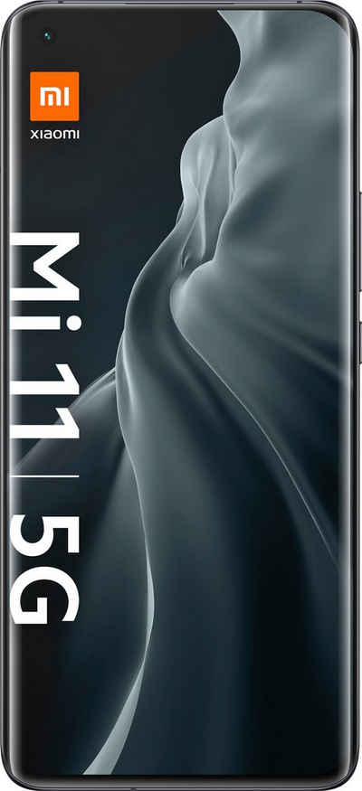 Xiaomi Mi 11 Smartphone (17,3 cm/6,81 Zoll, 128 GB Speicherplatz, 108 MP Kamera)