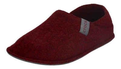 Crocs »Convertible Slipper« Hausschuh Burgundy