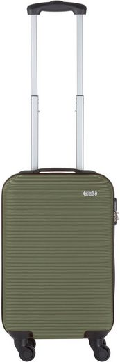 TravelZ Hartschalen-Trolley »Horizon, 54 cm«, 4 Rollen