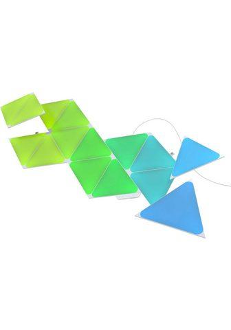 nanoleaf LED Panel » Shapes Triangles Starter K...