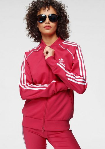 adidas Originals Trainingsjacke »PRIMEBLUE SST ORIGINALS JACKE«