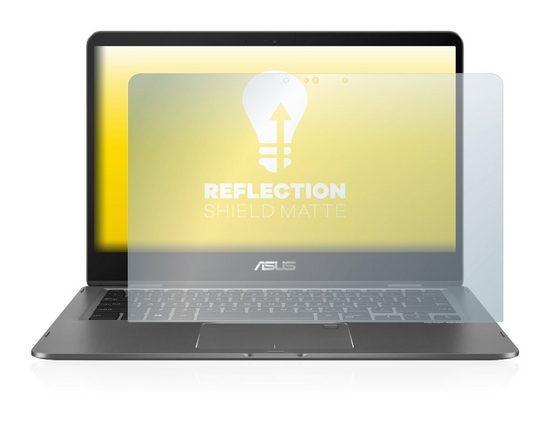 upscreen Schutzfolie »für Asus Zenbook Flip 14 UX461UN«, Folie Schutzfolie matt entspiegelt