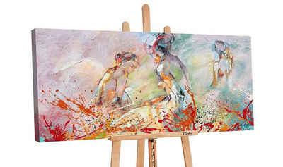 YS-Art Gemälde »Heisser Sommer PS058«