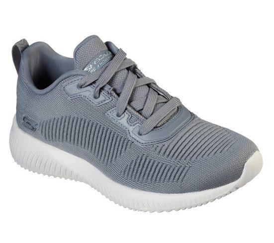 Skechers »BOBS SQUAD - TOUGH TALK« Sneaker in Strick-Optik
