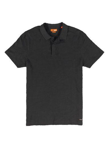 emilio adani T-Shirt »Polo-Shirt uni«