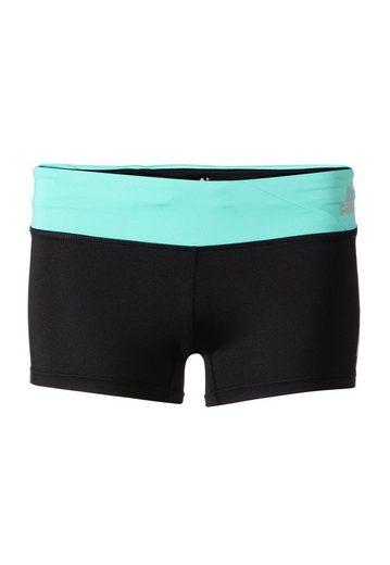 PEAK Shorts mit kleinem Reißverschlussfach