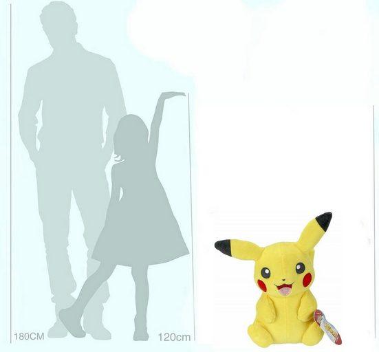 Jazwares Plüschfigur »Plüschfigur - Pikachu (60cm)«