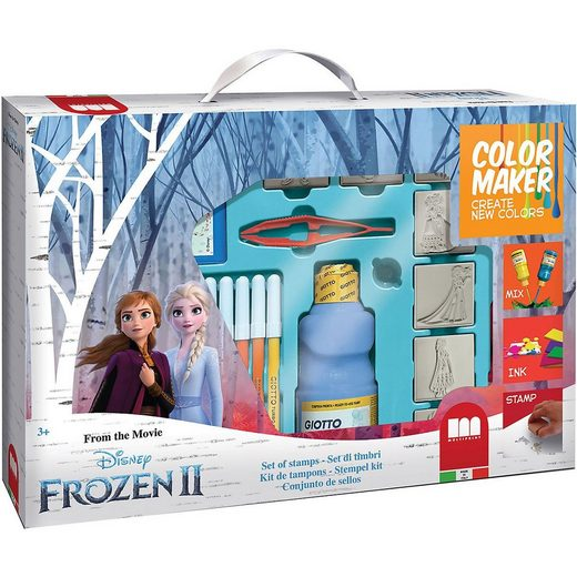 Disney Frozen Malvorlage »Color Maker Frozen 2«