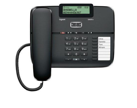 Gigaset »DA810A« Festnetztelefon