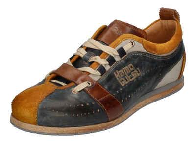 Kamo-Gutsu »TIFO 017« Sneaker blue cognac