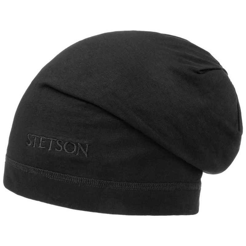 Stetson Beanie (1-St) Oversize-Mütze