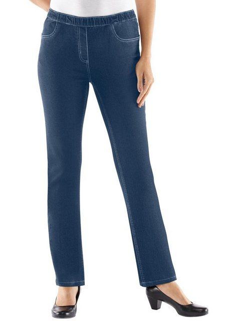 Hosen - Classic Basics Bequeme Jeans › blau  - Onlineshop OTTO