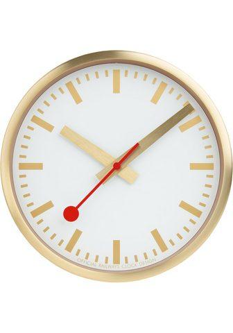 MONDAINE Sieninis laikrodis »A990.CLOCK.17SBG«