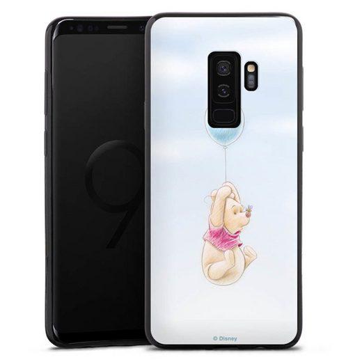DeinDesign Handyhülle »Winnie Puuh Balloon« Samsung Galaxy S9 Plus Duos, Hülle Offizielles Lizenzprodukt Winnie Puuh Disney