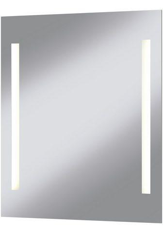 welltime LED-Lichtspiegel »Miami« 60 x 70 cm