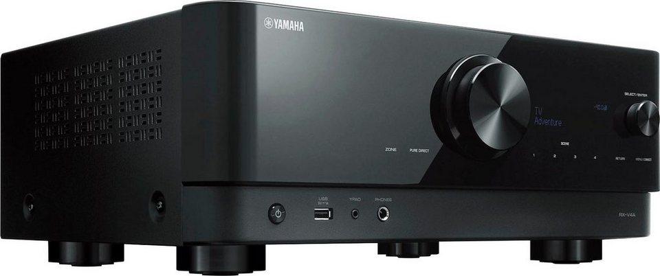 Yamaha RX-V4A 5.2 AV-Receiver