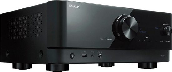 Yamaha »RX-V4A« 5.2 AV-Receiver (Bluetooth, LAN (Ethernet), WLAN)