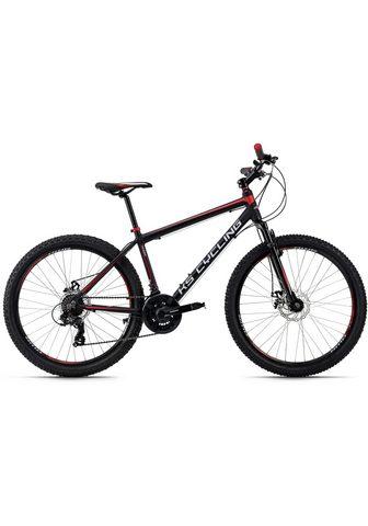 KS Cycling Kalnų dviratis »Xceed« 21 Gang Shimano...