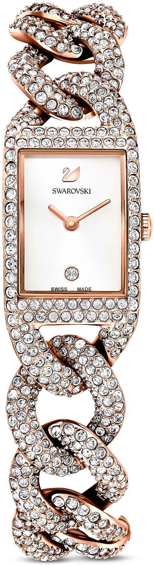 Swarovski Schweizer Uhr »COCKTAIL, 5547614«