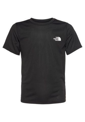 The North Face Kurzarmshirt »REACTOR dėl Kinder«