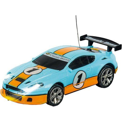 CARSON Spielzeug-Auto »Carson 1:60 Nano Racer Classic Boss MHz 100%RTR«