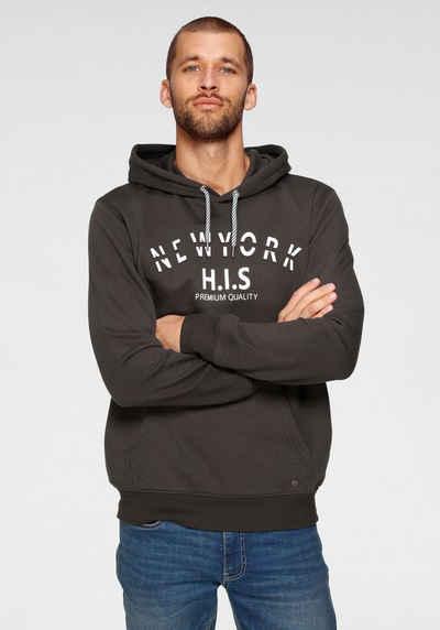 H.I.S Kapuzensweatshirt mit Markenprint