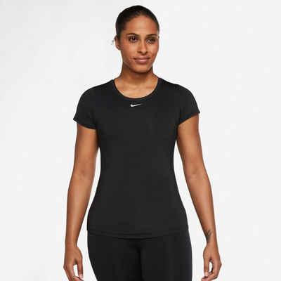 Nike Trainingsshirt »DRI-FIT ONE WOMENS SLIM FIT SHORT-SLEEVE«