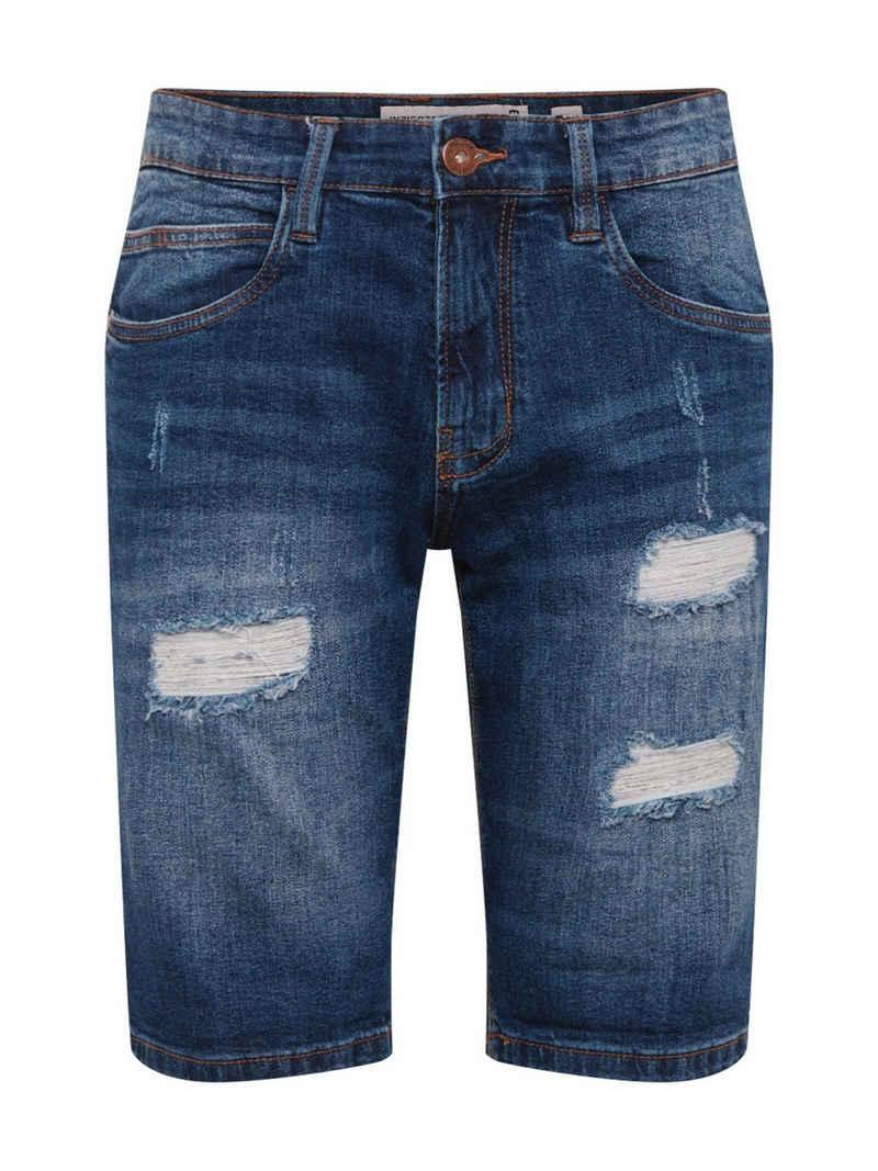 INDICODE JEANS Jeansshorts »Kaden Holes«