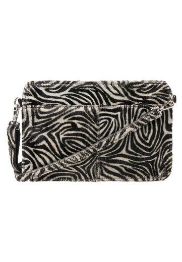 MARC AUREL Handtasche, im Zebra-Look