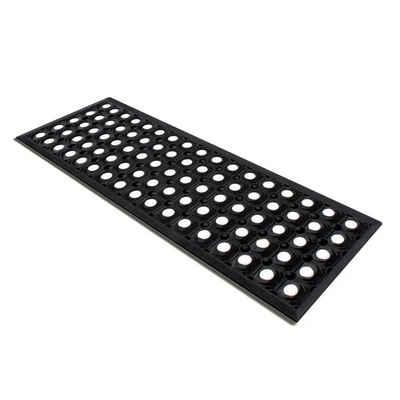 Stufenmatte »Octo Step«, etm, rechteckig, Höhe 20 mm, aus Gummi
