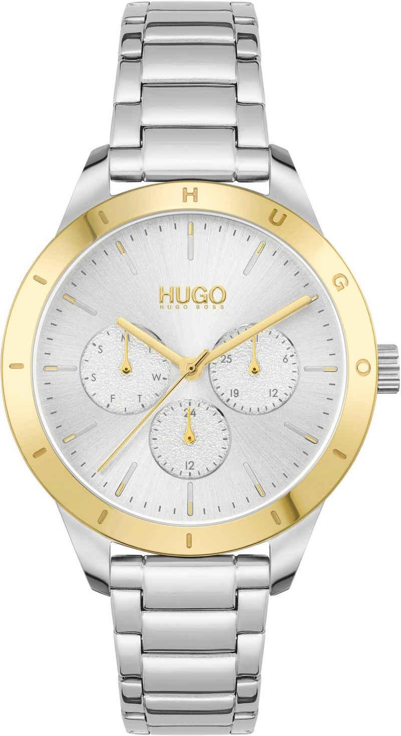HUGO Multifunktionsuhr »#FRIEND, 1540090«