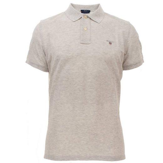 Gant Poloshirt »2201« Herren Kurzarm Poloshirt Original Pique Rugger
