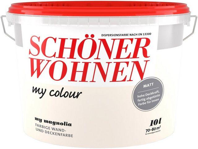 Schöner Wohnen Farbe My Colour, my magnolia, rosa