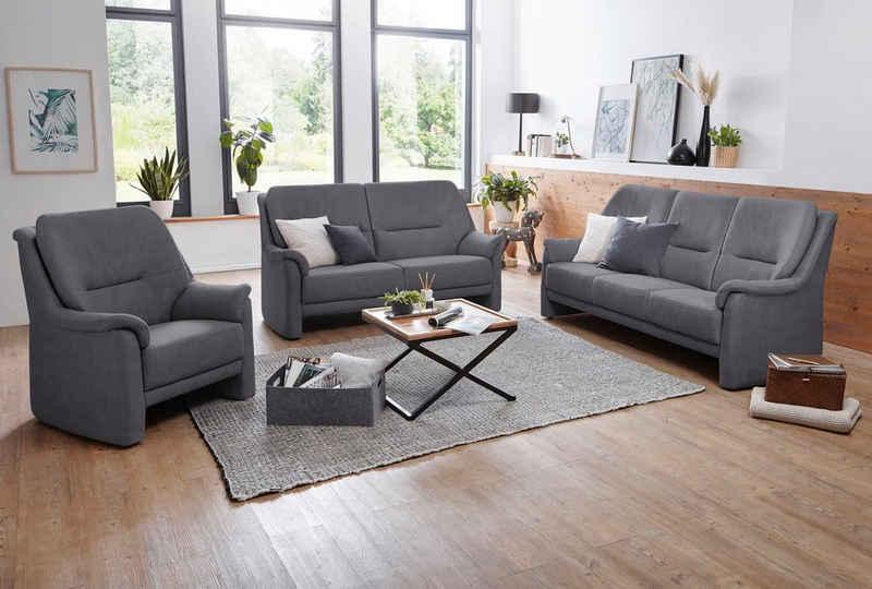 VILLA BECK Sessel »Como«, mit Einzug im Rücken und Bodenfreiheit, Breite 83cm