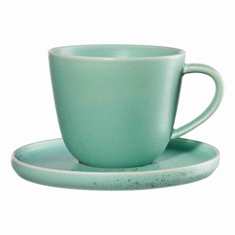 ASA SELECTION Tasse »coppa mit Unterer 250 ml Minto«, Porzellan