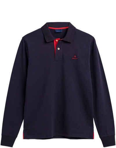 Gant Langarm-Poloshirt »CONTRAST«