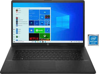 HP 17-cn0212ng Notebook (43,9 cm/17,3 Zoll, Intel Pentium Silber, UHD Graphics 605, 256 GB SSD)