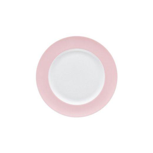 Thomas Porzellan Brotteller »Sunny Day Light Pink Brotteller 18 cm«, (1 Stück)