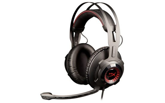 HyperX »Gaming Headset HX-HSCR-BK-EM CLOUD REVOLVER« Gaming-Headset