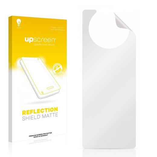 upscreen Schutzfolie »für Xiaomi Redmi K30i (Rückseite)«, Folie Schutzfolie matt entspiegelt