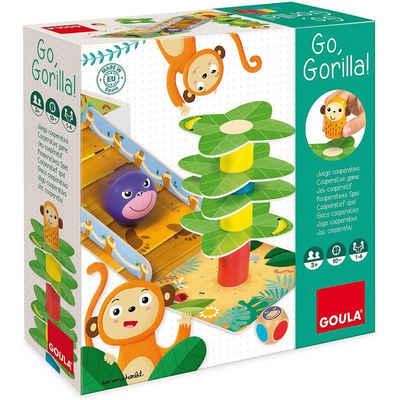 Goula Spiel, »Go, Gorilla!«