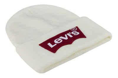 Levi's® Beanie »Unisex Mütze mit großem Logo - Oversized Batwing«