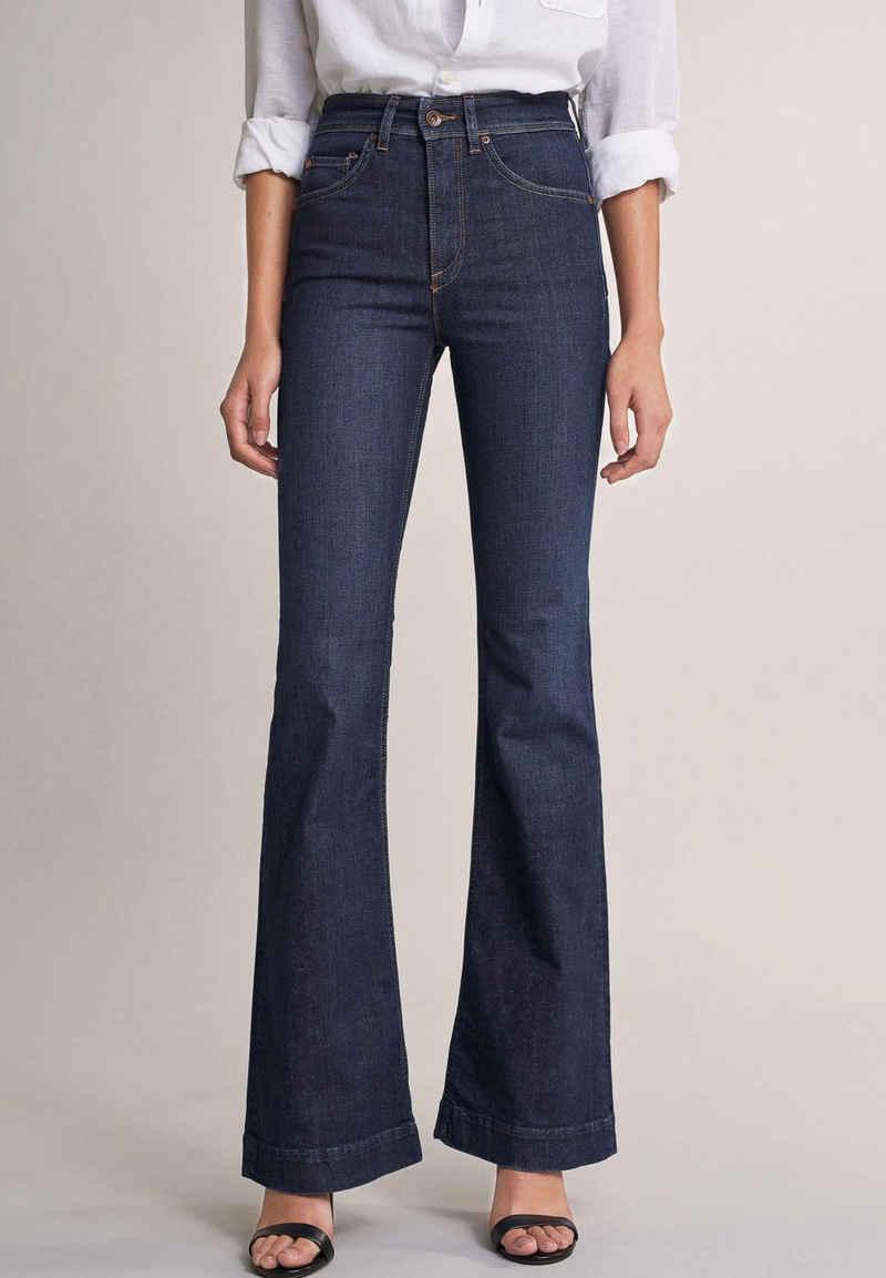 Salsa Regular-fit-Jeans »Secret Glamour« Push In, Flare