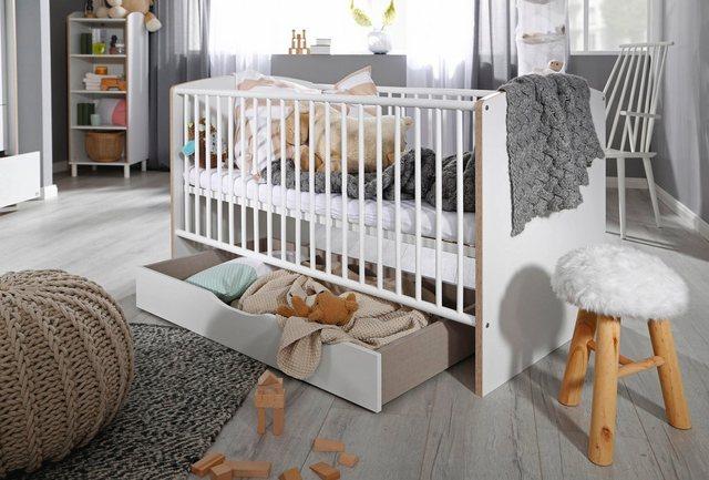 Babybetten - rauch ORANGE Babybett »Macau«, mit Schlupfsprossen  - Onlineshop OTTO