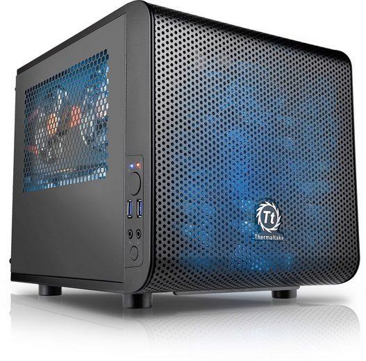 Kiebel David V4 Gaming-PC (Intel Intel Core i5-10600KF Core i5, RTX 2060 SUPER, 16 GB RAM, 1000 GB SSD, Luftkühlung, WLAN)