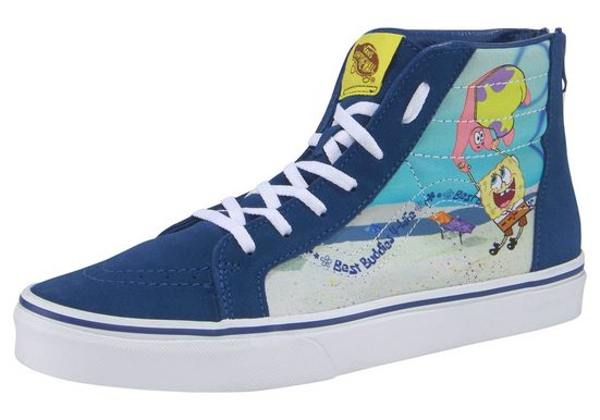 Vans »SK8-Hi Zip SpongeBob« Sneaker