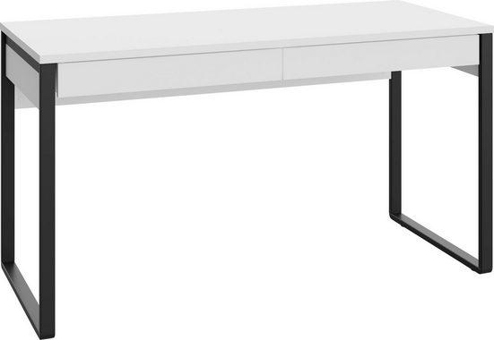 Places of Style Schreibtisch »Moid«, Breite 140 cm