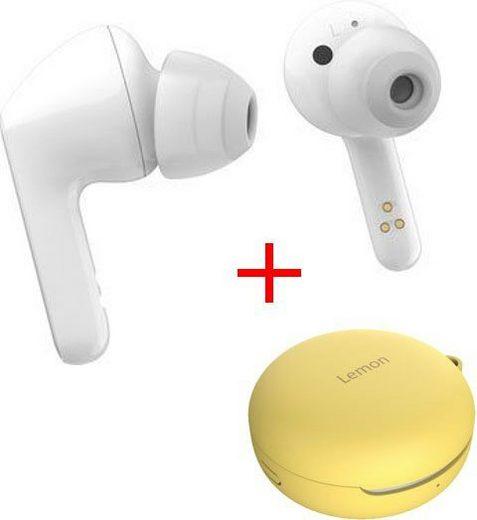 LG »TONE Free FN4« Bluetooth-Kopfhörer (inkl. Macaron Case im Wert von UVP 9,90)