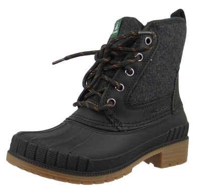 Kamik »NK2230 Sienna Mid Waterproof Black« Stiefel
